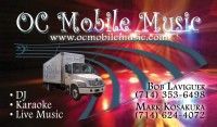 Mobile music spinning is more popular then ever, at weddings, parties and   graduations. These DJ's have amped up up their marketing with these  electrifying promotional magnets.