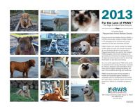 All proceeds from this heartwarming calendar go toward the Plaquemines Animal Welfare Society.