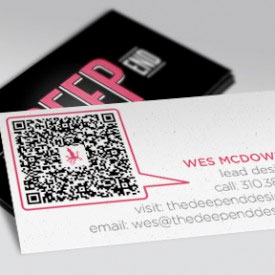 Capture mobile consumers with qr codes on your print material qr2 colourmoves