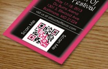 Capture Mobile Consumers with QR Codes on your Print Material