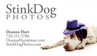 Artisitic photography business card