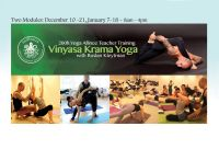 Vinyasa Yoga marketing